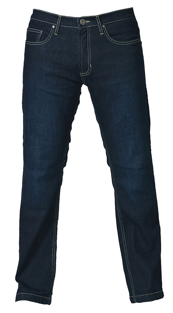 Motorcycle Jeans for men with armor - Indigo - Riding Denim NZ
