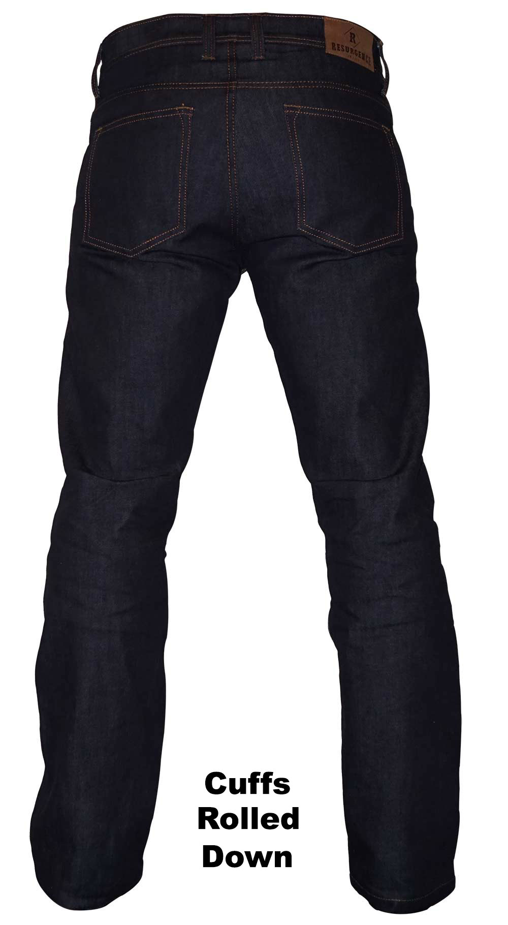 MENS JEANS : SELVEDGE