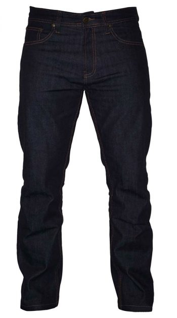 Mens Motorcycle Jeans with armour - Selvedge