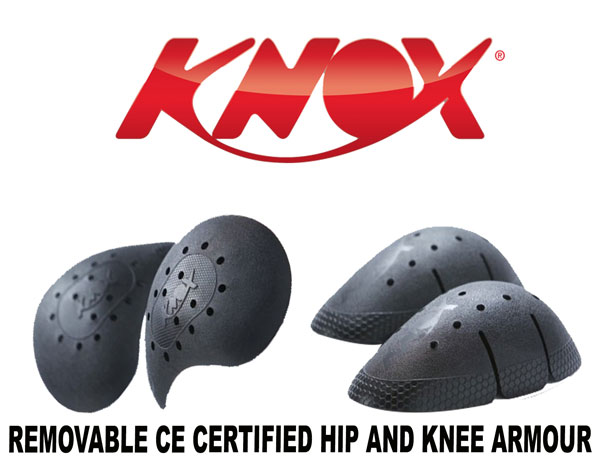 certified hip and knee armour