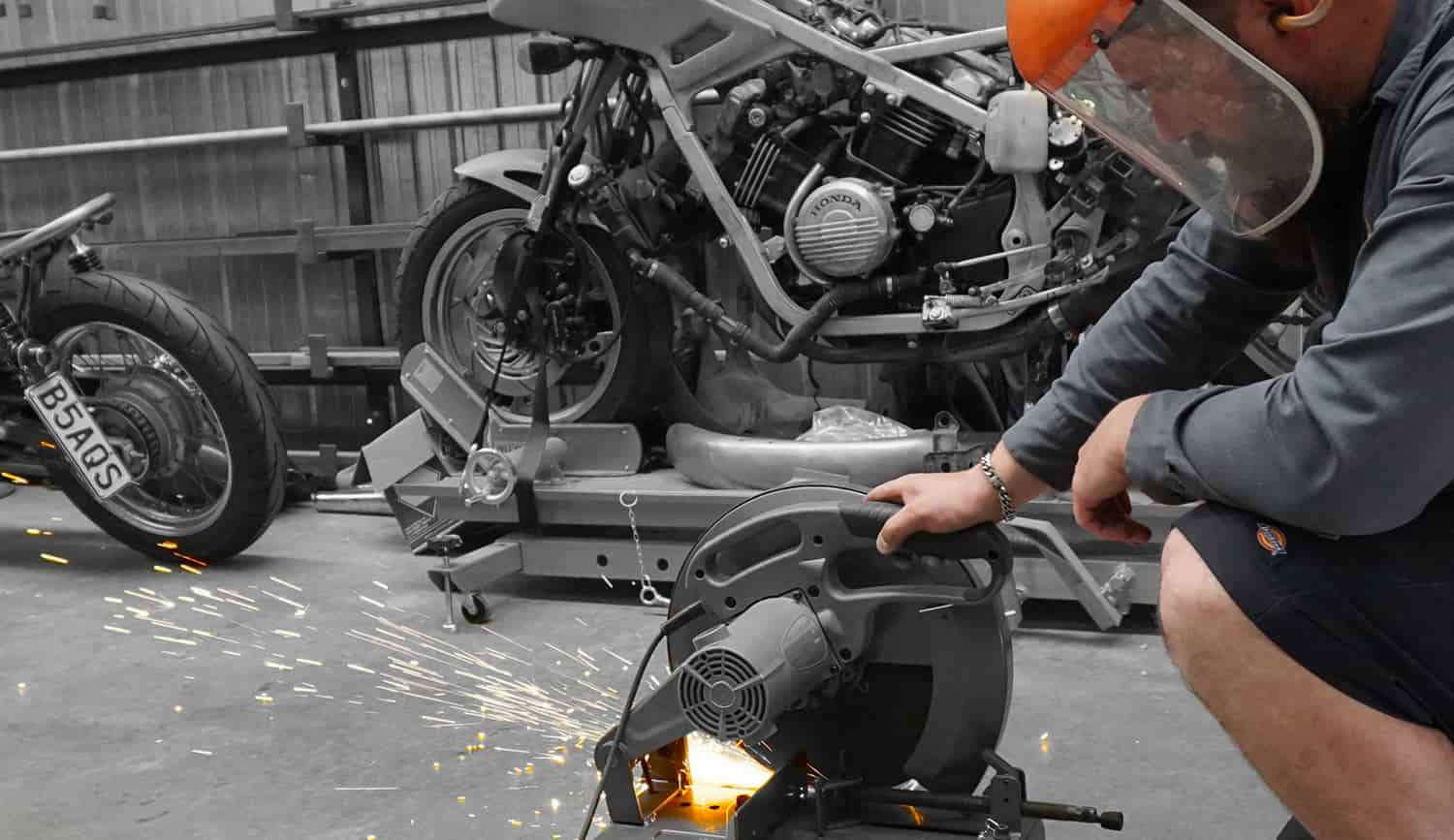 Resurgence Jeans VBS Motorcycles 4