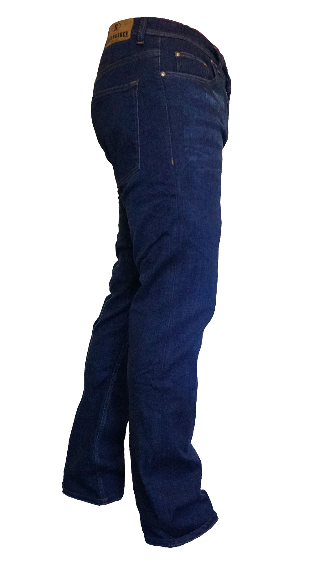 PEKEV lite jeans - protective motorcycle clothing - Side 1