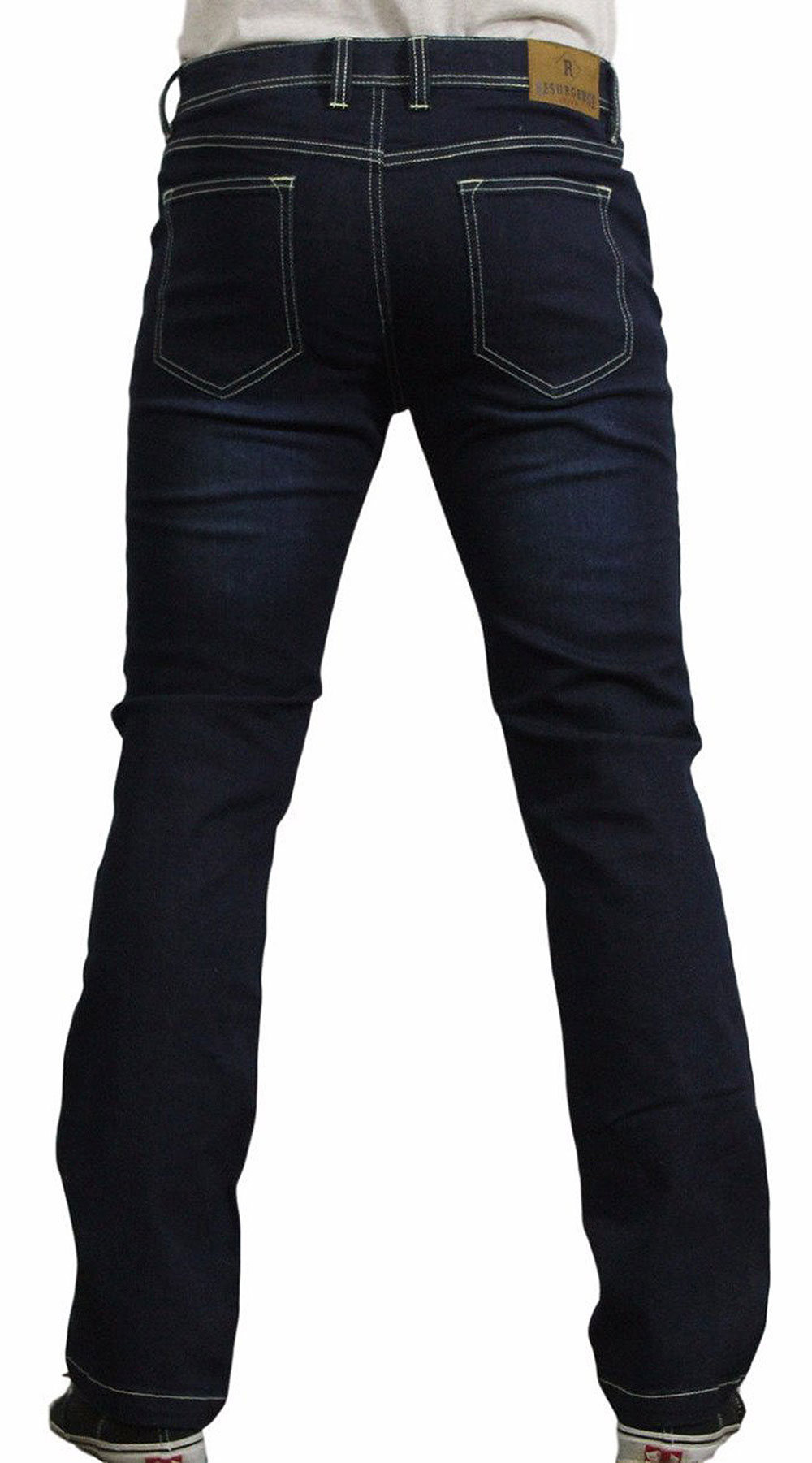 MENS NEW WAVE JEANS : INDIGO